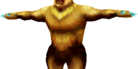 Gold Bear (Final Fantasy III)