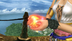 Sphere in ffx-2
