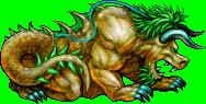 FF4PSP King Behemoth