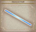 BD Diamond Staff