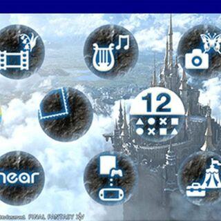 PS Vita theme.