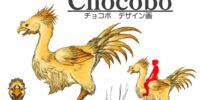 Chocobo (Final Fantasy XV)