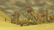 Excavating Camp