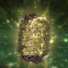 Cúchulainn's Seal from <i>Final Fantasy XII</i>.