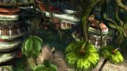 FFX HD Besaid Ancient Road