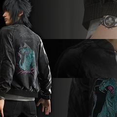 Behemoth jacket.