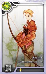FFT Archer L Artniks