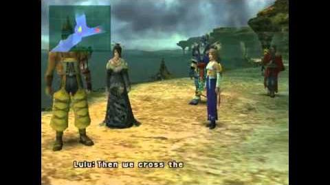 Final Fantasy 10 - Djose Temple Skip