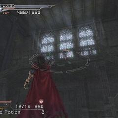 Shinra Manor in <i><a href=