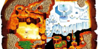 List of Final Fantasy Mystic Quest locations