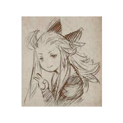 Sketch of Edea.