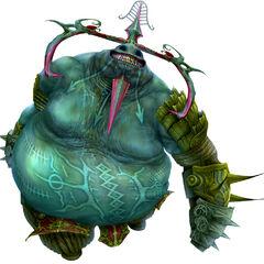 Cúchulainn, the Ivalice summon of Poison.