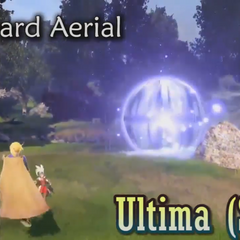 Ultima (Shout charged) used by Ramza in <i><a href=