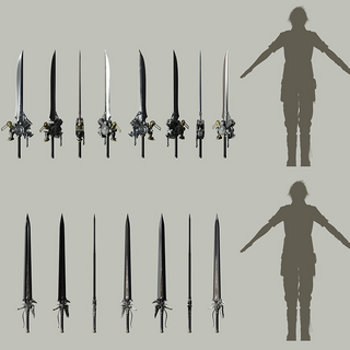 In-game model for <i><a href=