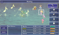 FFV iOS Blessing