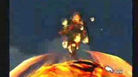 Final Fantasy VIII - Ifrit