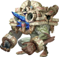 Crystal Conquest Titan