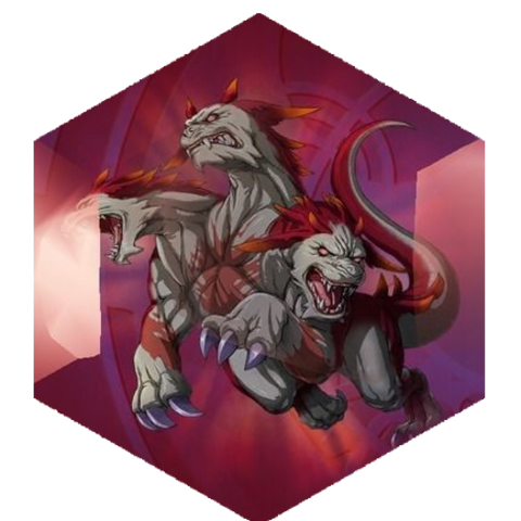 Cerberus Phantom Stone (Rank 3).