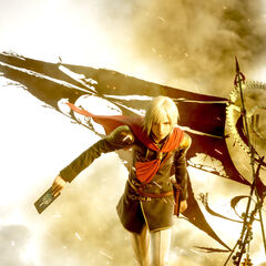 <i>Final Fantasy Type-0 HD</i> promotional Poster.