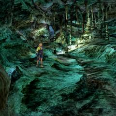 Gagazet Cave.