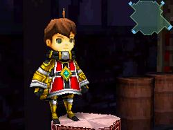 RoF Knight Armor