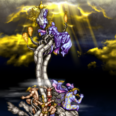 The Tower of Gods (iOS).