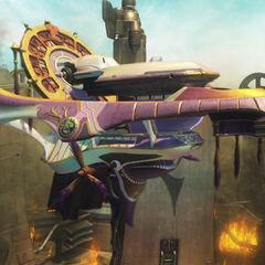 <i>Fahrenheit</i> in <i>Final Fantasy X</i> FMV.
