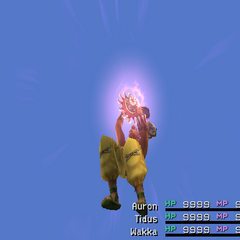 Break version in <i>Final Fantasy X</i>.