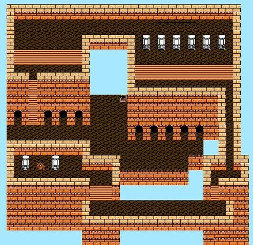 File:FF II NES - Pandaemonium Fifth Floor.jpg