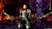 Dissidia - Gabranth Helmetless Victory