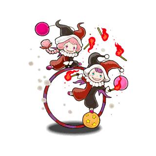 Juggler evolution.