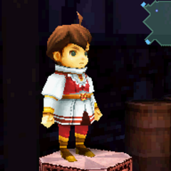 Red Clothes in <i>Final Fantasy Crystal Chronicles: Ring of Fates</i>.