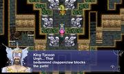King Tycoon in Ronka Ruins