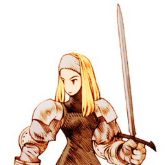 Female Squire.