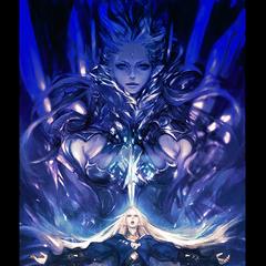 Full artwork for <i>Dreams of Ice</i>.