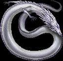 FF4PSP White Dragon