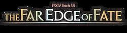 The Far Edge of Fate logo.