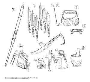Skuld's kit
