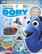 FindingDory StickerCollection