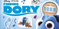 Ultimate Sticker Collection: Finding Dory