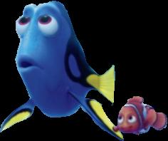 File:Dory Nemo Transparent.png