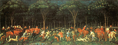 File:400px-Hunt in the forest by paolo uccello.jpg