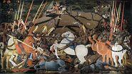 350px-Uccello Battle of San Romano Uffizi