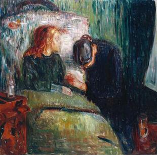 Edvard Munch Sick Child