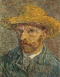 File-Van Gogh Self-Portrait with Straw Hat 1887-Metropolitan