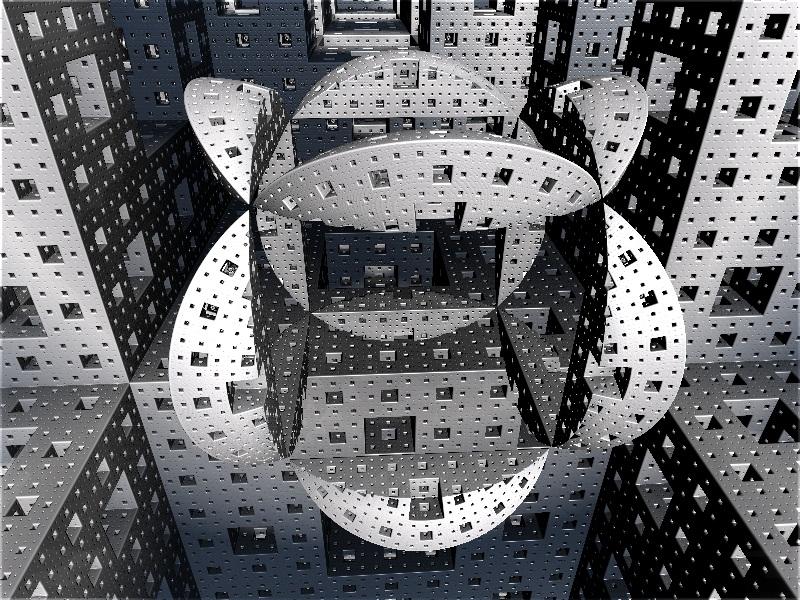 Cube Crescents