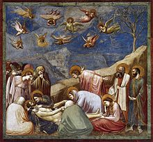 File:220px-Giotto - Scrovegni - -36- - Lamentation (The Mourning of Christ).jpg
