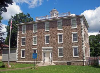 Alexander Classical School, Alexander, NY