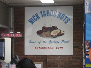 Nick Tahou Hots Rochester