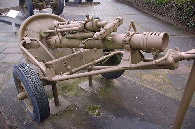 PM-38 120mm Heavy Mortar
